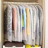 10st. Kleidersäcke Kleiderhülle transparent 120/100 cm...